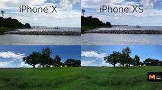 วัดกันชัดๆ!! ภาพจากกล้องหลัง iPhone X กับ iPhone XS