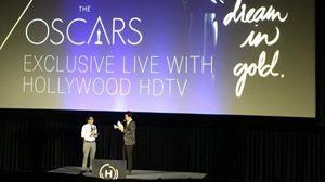 ปิดโรงหนังพารากอน! เปิดประสบการณ์พรมแดง ใน The OSCARS Exclusive Live with HOLLYWOOD HDTV
