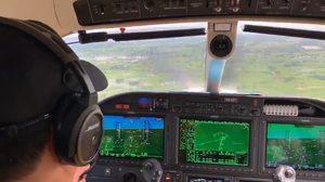'อนุทิน' ขับเครื่องบินส่วนตัวลงพื้นที่ จ.ร้อยเอ็ด เยี่ยมเยียนผู้ประสบอุทกภัย