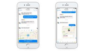 Facebook แนะนำฟีเจอร์ใหม่ล่าสุด แชร์ตำแหน่งที่ตั้งแบบเรียลไทม์ใน Messenger
