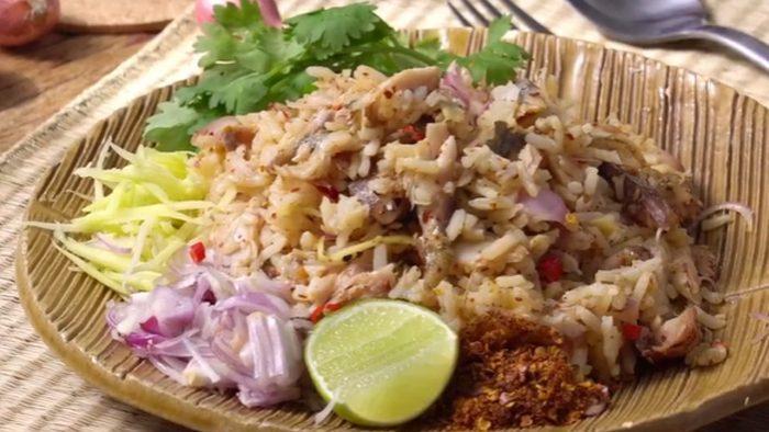 วิธีทำ ข้าวยำปลาทู เมนูอร่อย มื้อนี้เจริญอาหารมากมาย