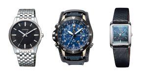 CITIZEN Caliber 0100 นาฬิกาข้อมือที่เที่ยงตรงที่สุดในโลก!!