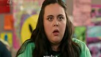 "My Mad Fat Diary S2 Ep3 ""Girls"" - Part3"