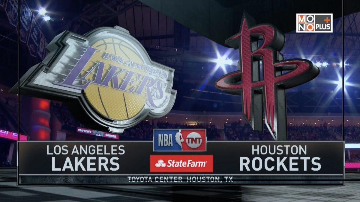 [Highlight] Los Angeles Lakers VS Houston Rockets