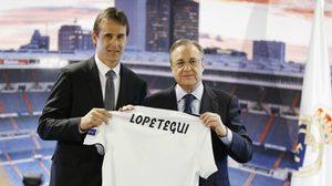 ไม่ยุติธรรม! ประธานมาดริดโวยแหลกสเปนปลดโลเปเตกีสุดจะไร้สาระ