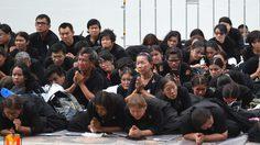 สื่อต่างประเทศตีข่าว ชาวไทย 3 แสนคน ร่วมงานถวายพระเพลิงพระบรมศพฯ