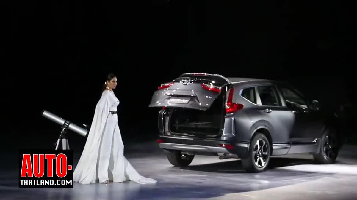 Honda CR-V ใหม่ เครื่องยนต์ 1.6 i-DTEC DIESEL TURBO เปิดตัวด้วยราคาเริ่มต้นที่ 1.399-1.699 ล้านบาท