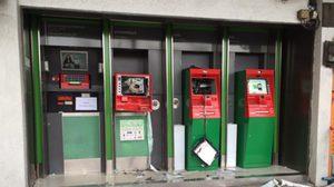 รวบแล้ว! ชายเร่ร่อนเมากาว ทุบตู้ ATM ย่านสวนจตุจักร