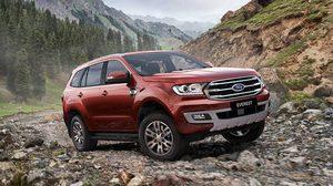 2019 Ford Everest เปิดเผยข้อมูล (บางอย่าง) อย่างเป็นทางการ