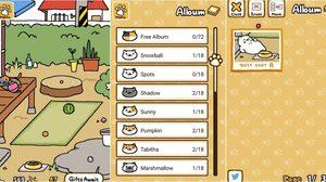 เกมส์ใหม่น่าเล่น : Neko Atsume สุดยอดเกมส์มือถือเพื่อ ทาสแมว
