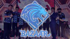 Bazaar Gaming 1 ใน 3 ทีมไทยจากเกม RoV ในรายการ AIC 2018