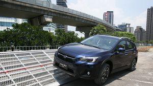 ซูบารุ เผยโฉม The All-New Subaru XV Crossover ที่ไต้หวัน