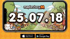 MapleStory M เวอร์ชั่นภาษาไทยประกาศเปิด 25 กรกฎาคมนี้แน่นอน