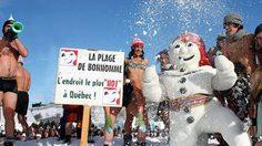 สนุกหรรษา กับงาน คาร์นิวัลฤดูหนาว ควิเบก แคนาดา