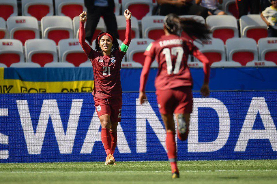 กาญจนา สังข์เงิน : พวกเราจะทำหน้าที่ของตัวเองเกมพบ 'ชิลี' ให้ดีที่สุด ศึก ฟุตบอลโลกหญิง 2019