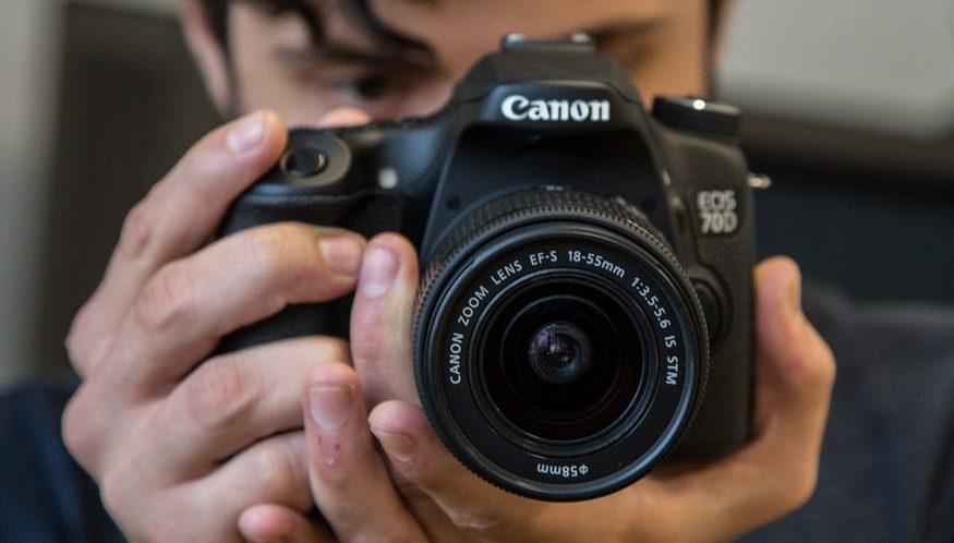 Canon EOS 70D โชว์ ออฟ CMOS พาวเวอร์อัพ 20.2 ล้านพิกเซล!!