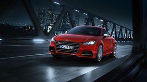ออดี้ ประเทศไทย เปิดตัว Audi TTS Coupé สะกดทุกนิยามที่สุดไฮเพอร์ฟอร์แมนซ์คาร์ แรง เร้าใจ
