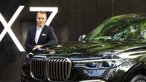 สุดเอ็กคลูซีฟ คุยกับคุณแมทธิอัส ผู้ให้กำเนิด X7 รถ SUV ตัวล่าสุดของ BMW