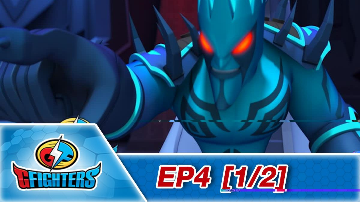 G fighter ep 4 [1/2]
