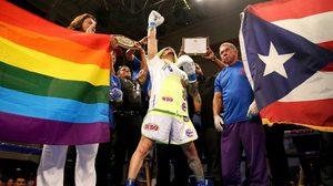 นักชกเปอร์โต ริโก้ประกาศอยากเป็นแชมป์โลกชาวเกย์คนแรกของโลก