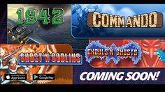 Capcom เตรียมส่ง 4 เกมคลาสสิคยุค 8bit ลงตลาดมือถือ