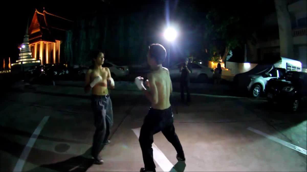 Fight Club Thailand เอก x จิ๊บ คู่ที่ 2