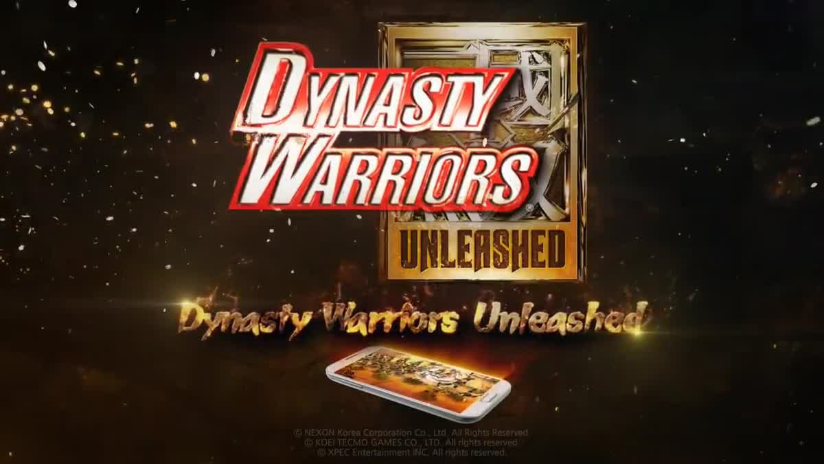 Dynasty Warriors: Unleashed PV