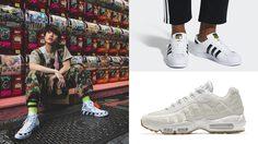 รวมรุ่นสุดฮิต รองเท้าผ้าใบสีขาว จะใส่สไตล์ไหนก็ดูเข้ากันไปหมด