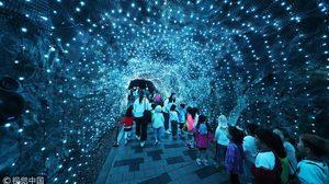 'ถ้ำควังเมียง' เกาหลีใต้ ชุบชีวิตเหมืองร้างไร้ค่า กลายเป็นแหล่งท่องเที่ยวสุดปัง