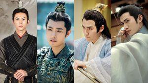 ทำความรู้จัก 4 ท่านอ๋องหล่อ ขวัญใจสาวเอเชีย นักแสดงชายมากเสน่ห์จากซีรีส์แดนมังกร