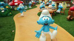 ฮ่องกงชวนท่องหมู่บ้าน Smurfs