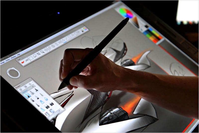 Autodesk SketchBook Pro เปิดตัวใหม่อีกแล้วสำหรับสาวก iPad 2