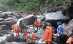 น้ำท่วมและดินถล่มที่น้ำตกในอินโดนีเซียตาย 17 คน