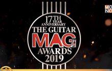 """เตรียมพบกับ """"THE GUITAR MAG AWARDS 2019"""" มี.ค.นี้"""
