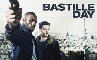 Bastille Day ดับเบิ้ลระห่ำดับเบิ้ลระอุ