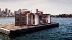 โรงแรมลอยน้ำสุดหรู ชมวิวมหานครซิดนีย์ ออสเตรเลีย