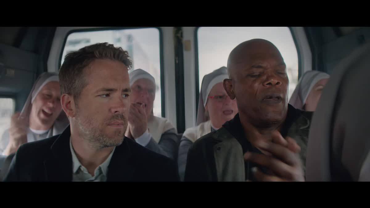 ตัวอย่างภาพยนตร์ The Hitman's Bodyguard แสบ ซ่าส์ แบบว่าบอดี้การ์ด