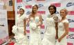 ประกวดออกแบบชุดแต่งงานจากกระดาษชำระ