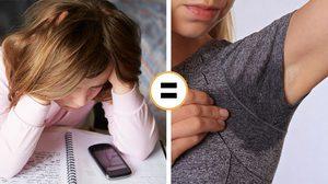 8 สัญญาณเตือน เหงื่อออกมาก บ่งบอกคุณกำลังมีปัญหาสุขภาพ!!
