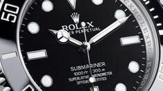 ROLEX SUBMARINER แบบฉบับของนาฬิกาดำน้ำ