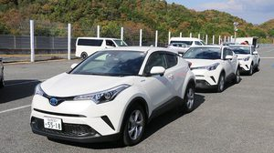 Toyota พาสัมผัส C-HR Hybrid ทดลองนั่งก่อนใคร!! ในสนามแข่ง และถนนจริงถึง ประเทศญี่ปุ่น