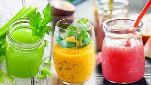 10 น้ำผักผลไม้ เพื่อสุขภาพ ต้านสารพัดโรคร้าย ยิ่งดื่มทุกวันยิ่งดี!!