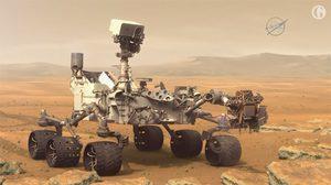 นาซา เผยพบอินทรีย์วัตถุโบราณ บนดาวอังคาร