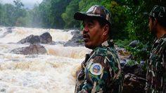 มวลน้ำป่าไหลหลาก จ่อท่วม จ.พัทลุง เพิ่มหลังฝนตกอีก