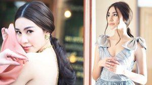 ประวัติดาว พิมพ์ทอง วชิราคม นักแสดงสาวสวย แห่งช่อง 3