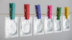 ถุงยางเปลี่ยนสี สามารถเปลี่ยนสีได้ตามโรคต่างๆ บอกได้ว่าคู่นอนมีโรคหรือไม่