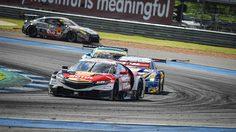 ทีม Mugen พา Honda NSX-GT ติดท็อปไฟว์ Chang Super GT Race 2018 ด้าน Honda Racing ขับเคี่ยวสุดมันส์ทั้ง 3 รุ่น