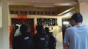 ตำรวจปราบปรามยาเสพติด ทลายแก๊งค้ายา ค้นบ้าน'อาผะ'โยง 'บอย'ก๊วน'ไซซะนะ'