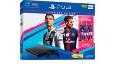 PS4 FIFA 19 BUNDLE PACK พร้อมวางจำหน่าย 25 กันยายนนี้