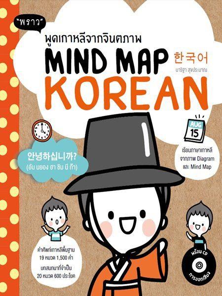 พูดเกาหลีจากจินตภาพ Mind Map Korean